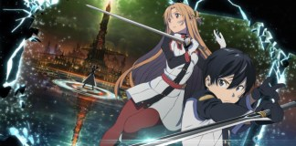 Sword Art Online: Ordinal Scale - imagem promocional