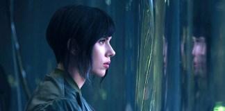 Foto de Scarlett Johansson em Ghost in the Shell Live-action