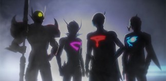 Infini-T Force - trailer