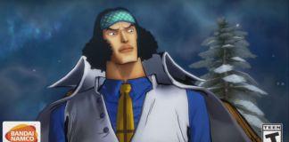 One Piece: Burning Blood – Aokiji, Kizaru e Akainu