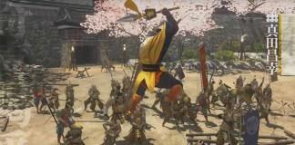 Sengoku Basara: Sanada Yukimura-Den – novo gameplay