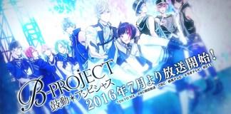 B-Project estreia a 2 de Julho