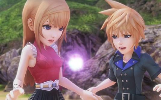 World of Final Fantasy - trailer internacional