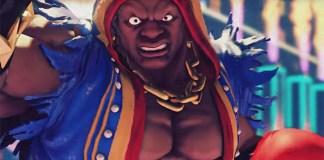 Street Fighter V revela Balrog