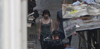 Fotos de Scarlett Johansson em Ghost in the Shell Live-action