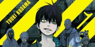 Blood Lad - Manga termina em Setembro