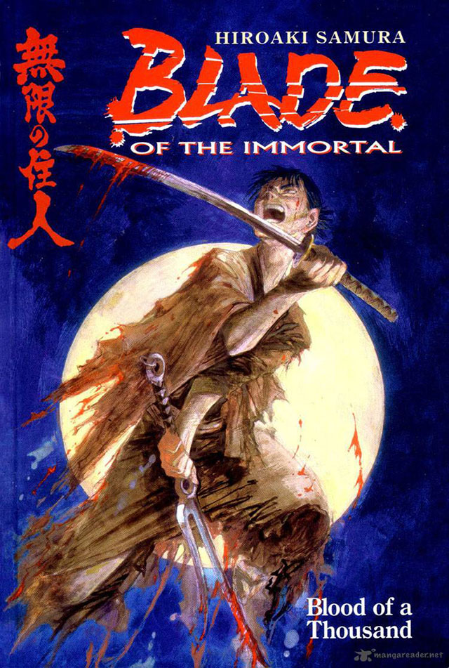 Blade of the Immortal Live-action na próxima Primavera