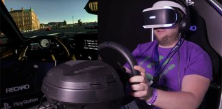 DriveClub VR - Gameplay