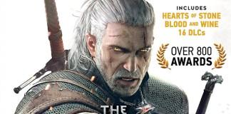 The Witcher 3: GOTY no final do mês