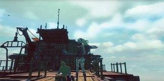 Gravity Rush 2 - 30 minutos de gameplay