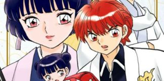 "Kyoukai no Rinne vai ter ""Notícias Super Importantes"""