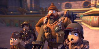 World War Toons - trailer