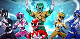 Bandai Namco anuncia jogo dos Power Rangers