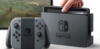 Nintendo Switch - Fotos e Produtoras que a vão apoiar