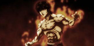 Baki vai ter série anime