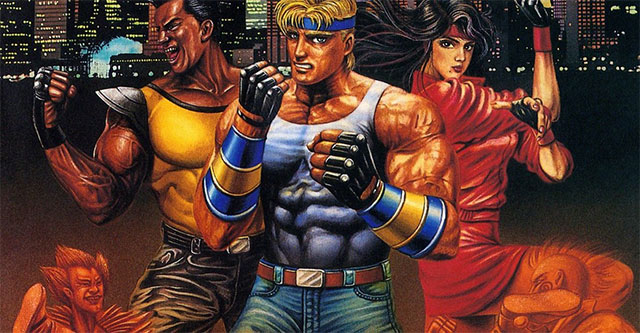 Altered Beast e Streets of Rage adaptados para live-action