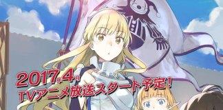 Danmachi: Sword Oratoria - imagem promocional