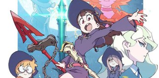 Little Witch Academia vai ter 2 cours