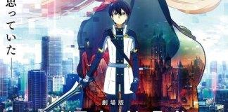 Sword Art Online: Ordinal Scale – novo poster e trailer