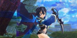 Accel World vs. Sword Art Online - novo gameplay