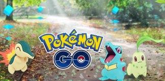 Pokémon Go com mais 80 novos Pokémon