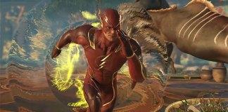 Injustice 2 mostra Flash