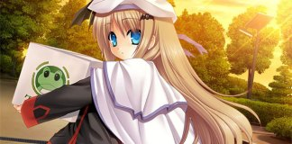 Little Busters! no Steam