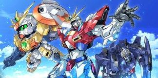 Gundam Build Fighters vai ter novidades em Maio