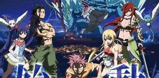 Fairy Tail: Dragon Cry - Nova imagem promocional