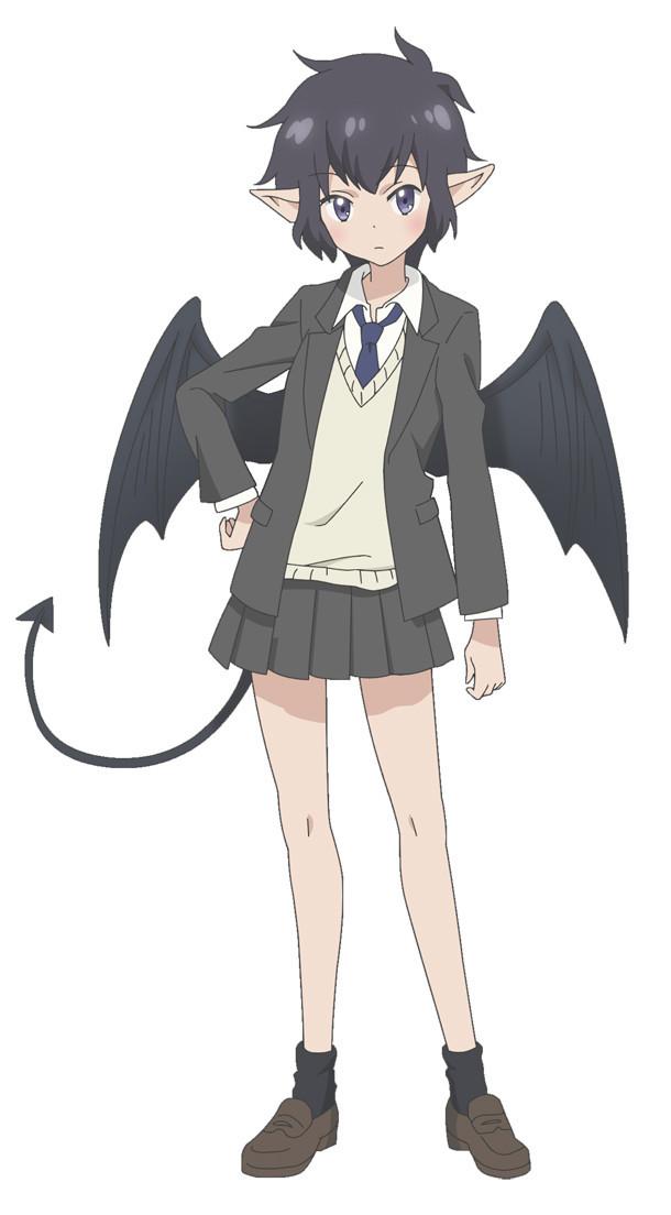 Nozomi Gokuraku - Yūki Kuwahara (Tōru de Miss Kobayashi's Dragon Maid)