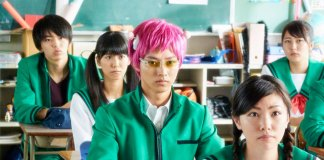 Fotos de Saiki Kusuo no Psi Nan Live-action