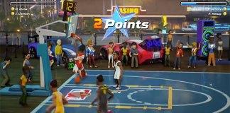 NBA Playgrounds - Trailer