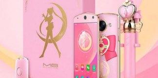 Smartphone de Sailor Moon