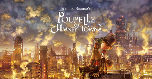 Filme de Poupelle of Chimney em 2019