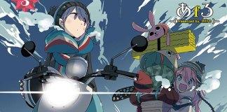 YuruCamp é anime pela C-Station