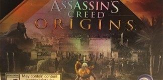Assassin's Creed: Origins é o novo jogo de Assassin's Creed