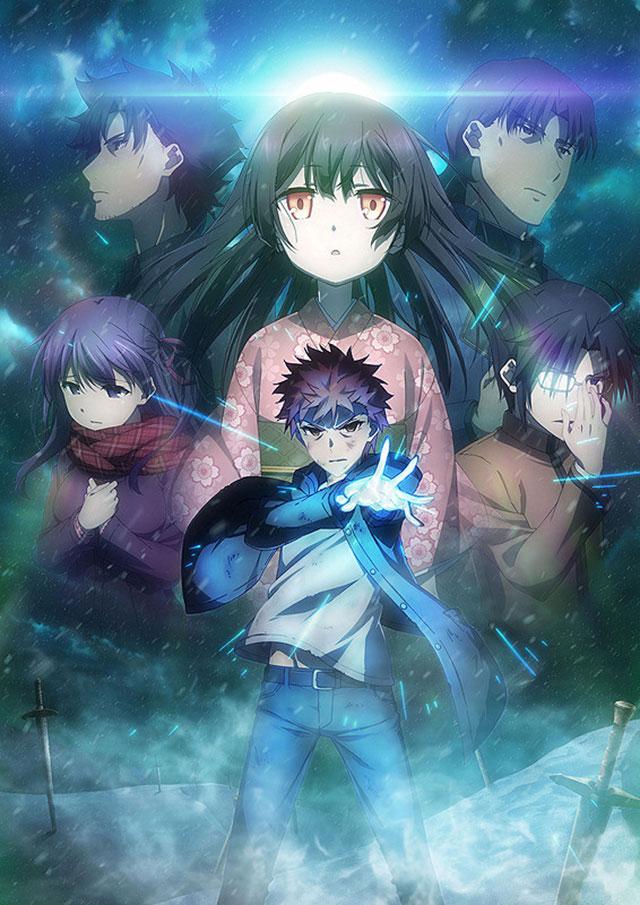 3º trailer do filme de Fate/kaleid liner Prisma Illya