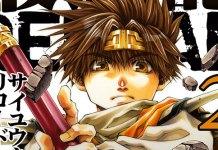3º volume de Saiyuki Reload Blast em Agosto
