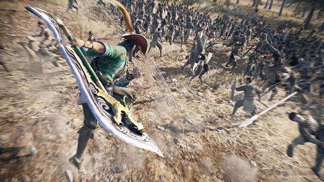 Dynasty Warriors 9 – Novos Screenshots