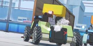 Robomasters The Animated Series estreia em Outubro