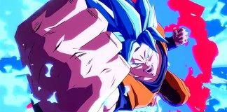 Dragon Ball FighterZ - Super Saiyan Blue Goku e Vegetea