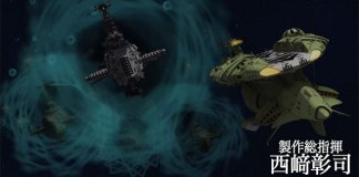 Trailer do 3º filme de Space Battleship Yamato 2202