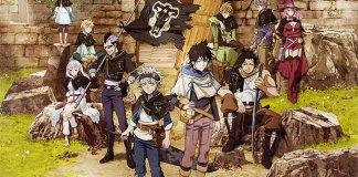 Black Clover vai ter 5 volumes DVD/BD
