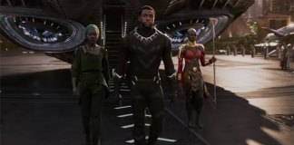 Black Panther - Novo Trailer