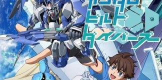 Gundam Build Divers já tem data de estreia