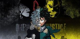 Mais três personagens confirmadas em My Hero Academia: One's Justice