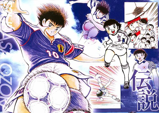Melhores mangás de futebol que não são Captain Tsubasa