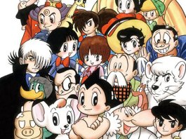 Tezuka Mix - Nova revista mensal no Japão