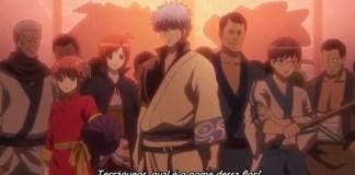 Gintama: Silver Soul Ep. 9 e 10 – A união de Kabukicho