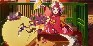 Imagem promocional de Tsukumogami Kashimasu